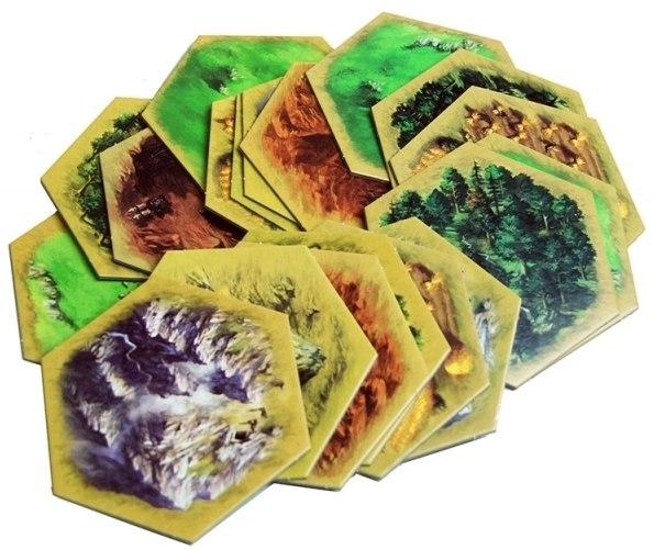 Колонизаторы настольная игра карточки