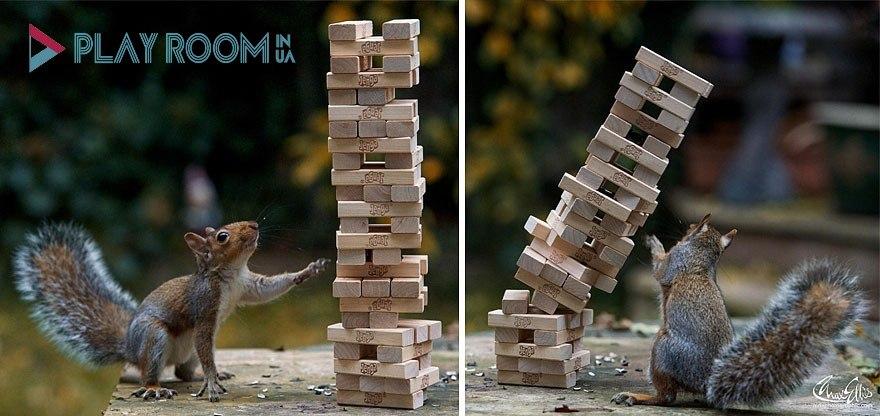 Игра Jenga Башня