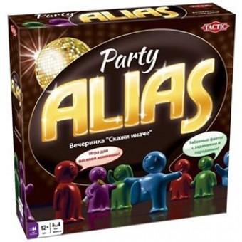 ALIAS Party - Cкажи Иначе: Вечеринка (игра Алиас Пати)