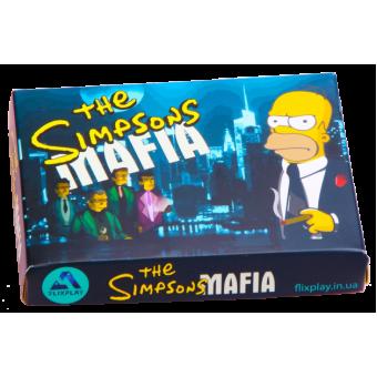 Игра Мафия Симпсоны