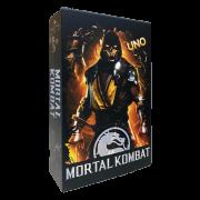 Mortal Kombat UNO