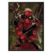 Постер Deadpool I