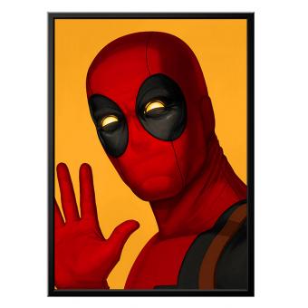 Постер Deadpool II