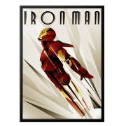 Постер Iron Man II