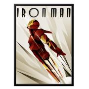 Постер Iron Man II