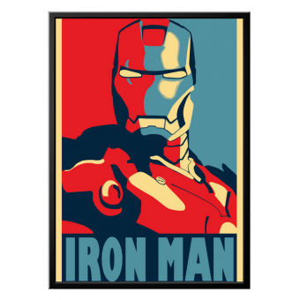Постер Iron Man I