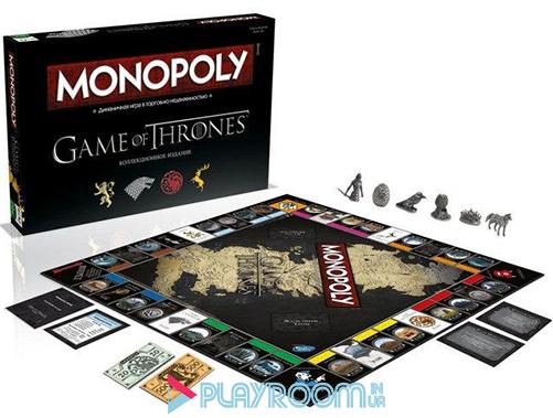 Игра престолов Монополия