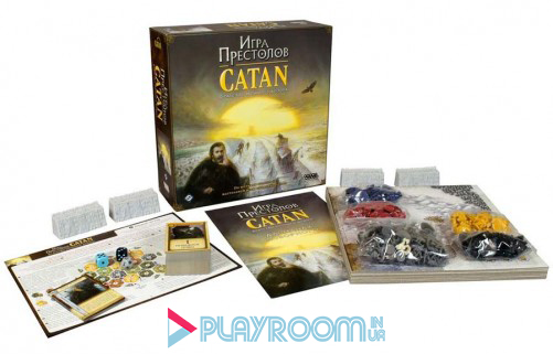 CATAN Игра престолов