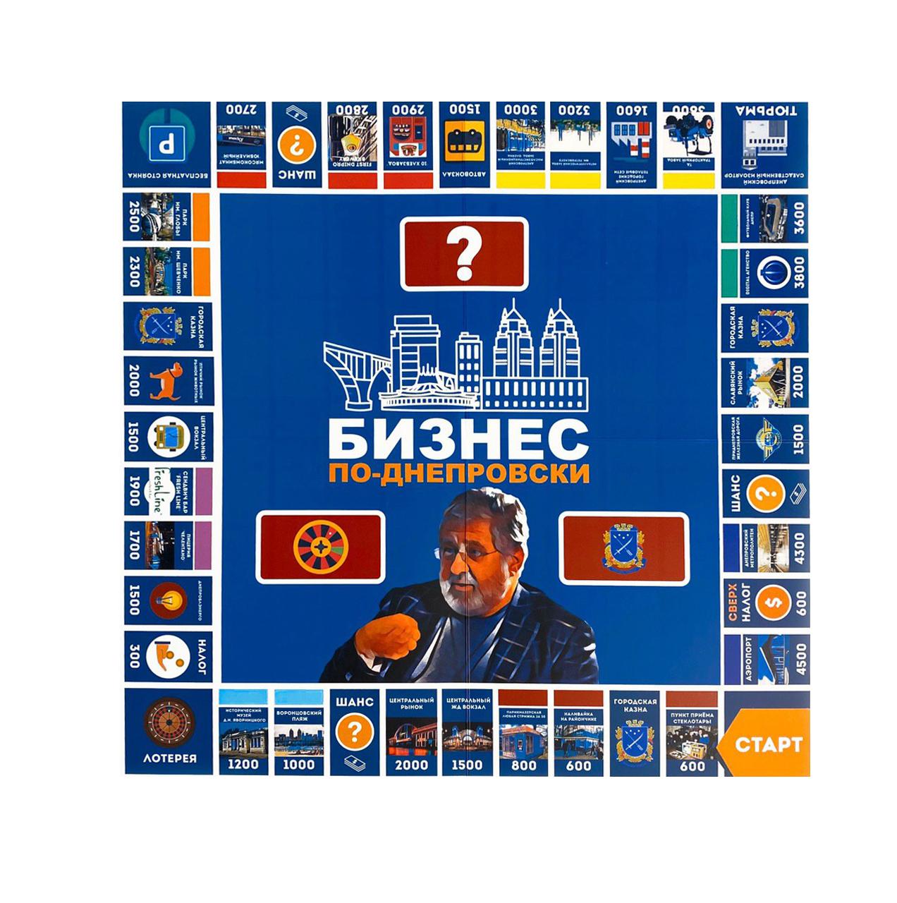 Бизнес по днепровски Коломойский