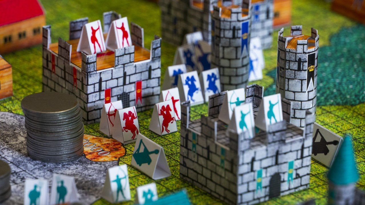 Игра Kings and Kingdoms