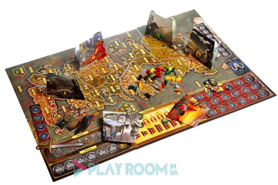 Игра престолов настольная игра